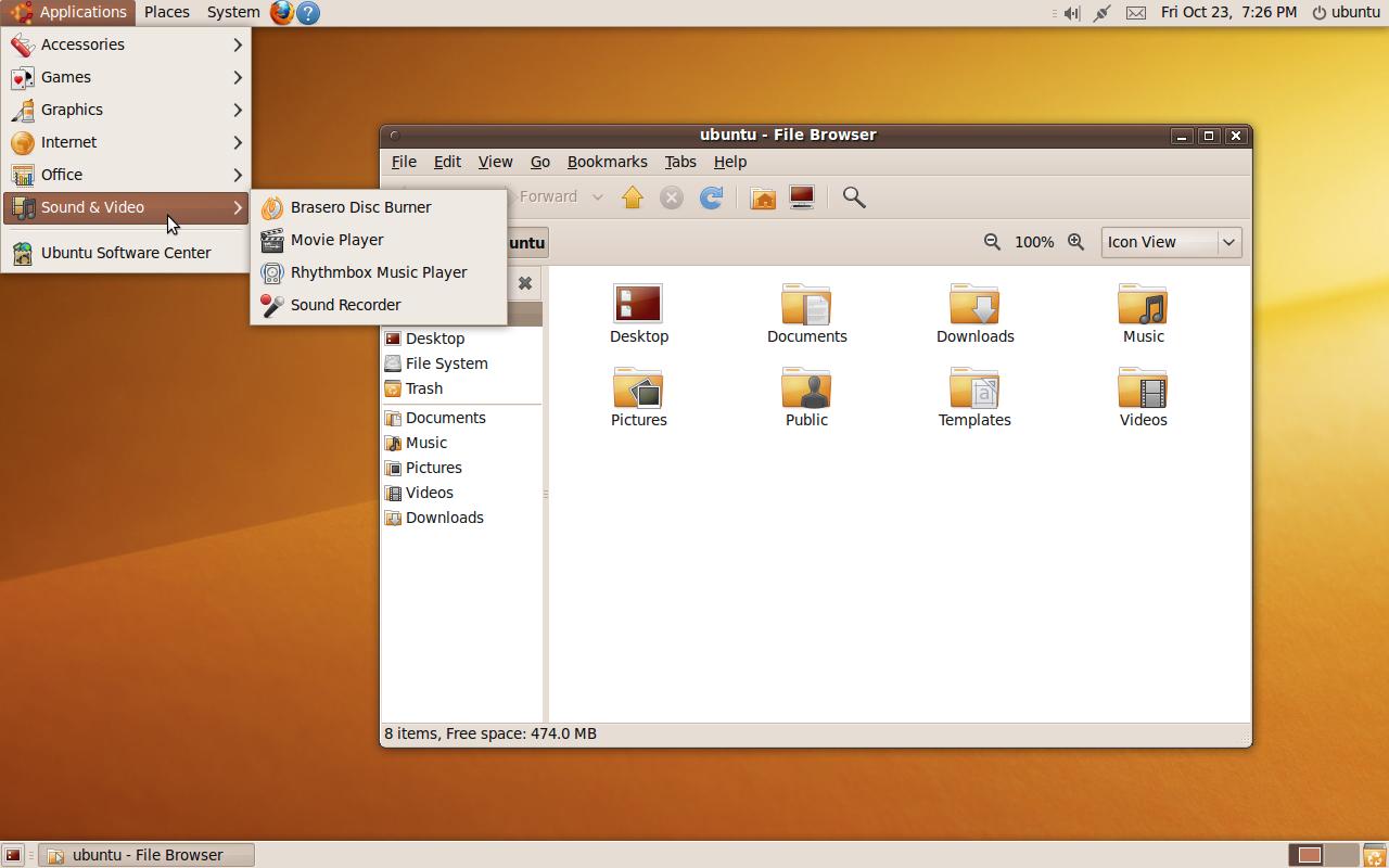Prvo Ubuntu izdanje