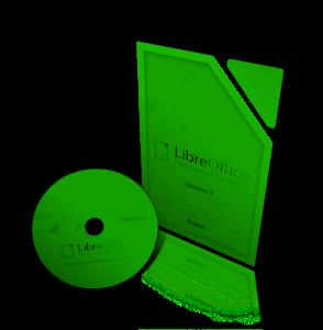 LibreOfficeDVD