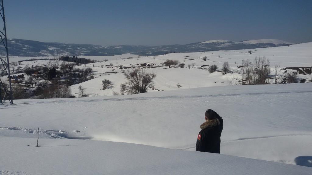 Čićin_grad Vlasina 2015 Zima