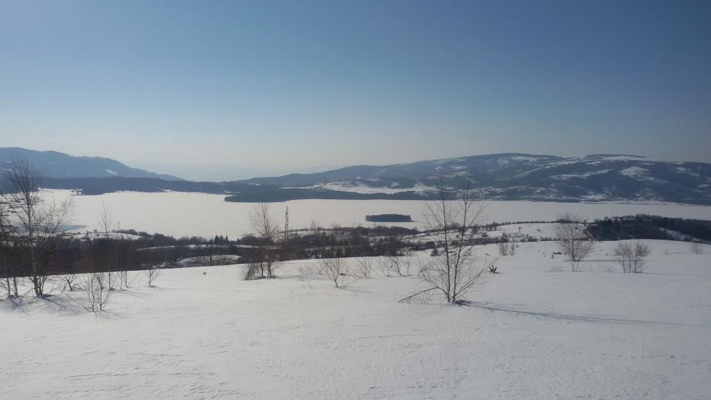 Vlasina_jezero_zima
